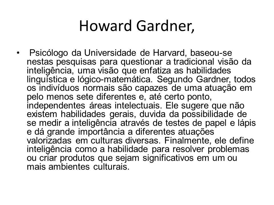 Howard Gardner,