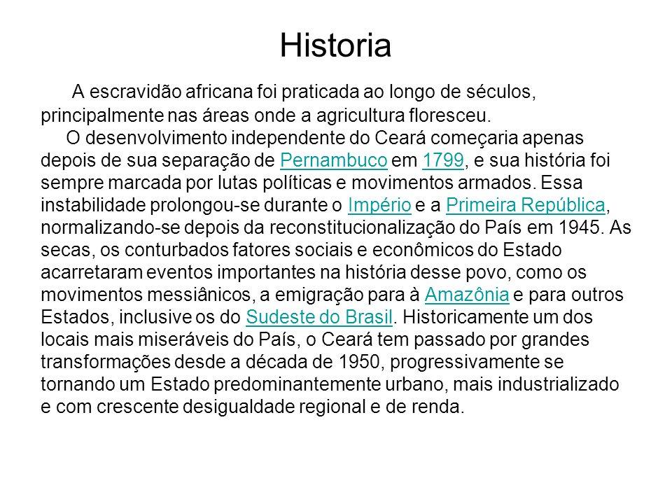 Historia A escravidão africana foi praticada ao longo de séculos,
