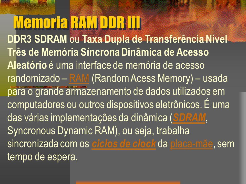 Memoria RAM DDR III