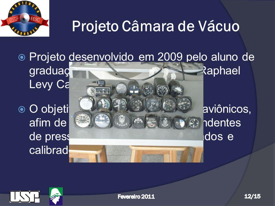 Projeto Câmara de Vácuo