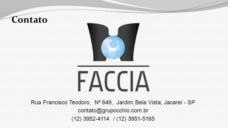 Rua Francisco Teodoro, Nº 649, Jardim Bela Vista, Jacareí - SP