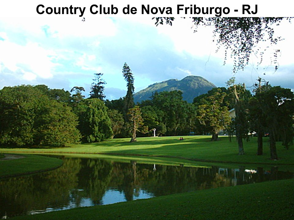 Country Club de Nova Friburgo - RJ