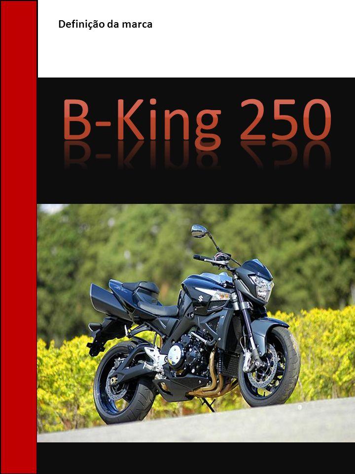 Definição da marca B-King 250