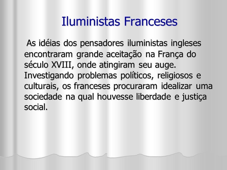 Iluministas Franceses
