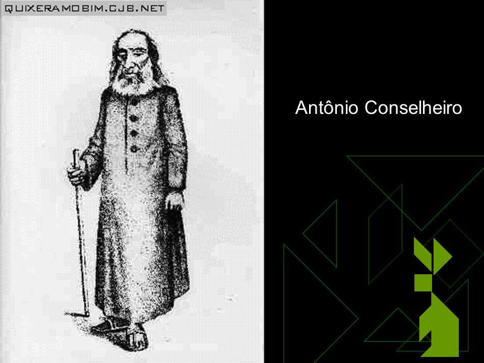 Antônio Conselheiro Clique para adicionar texto 3/25/2017