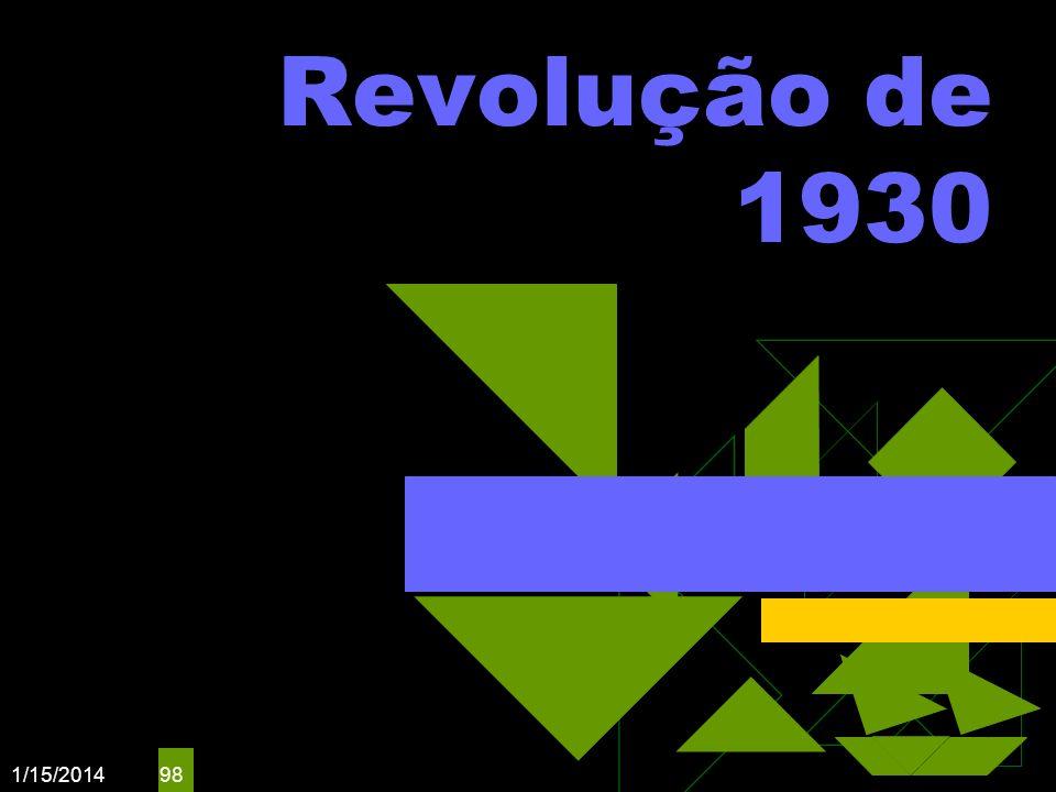 Revolução de 1930 Clique para adicionar texto 3/25/2017