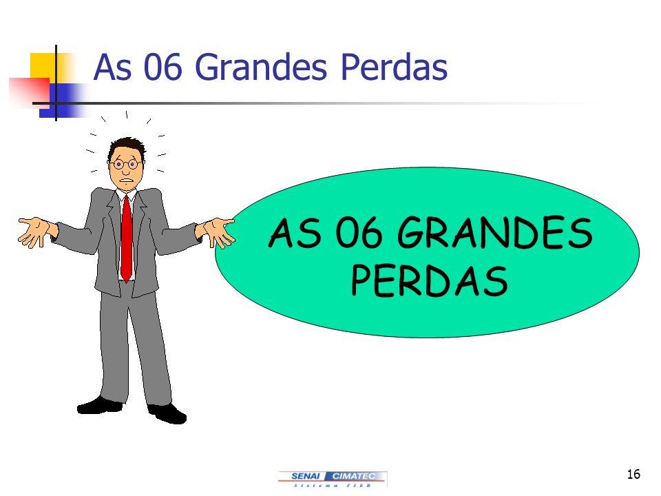 As 06 Grandes Perdas AS 06 GRANDES PERDAS