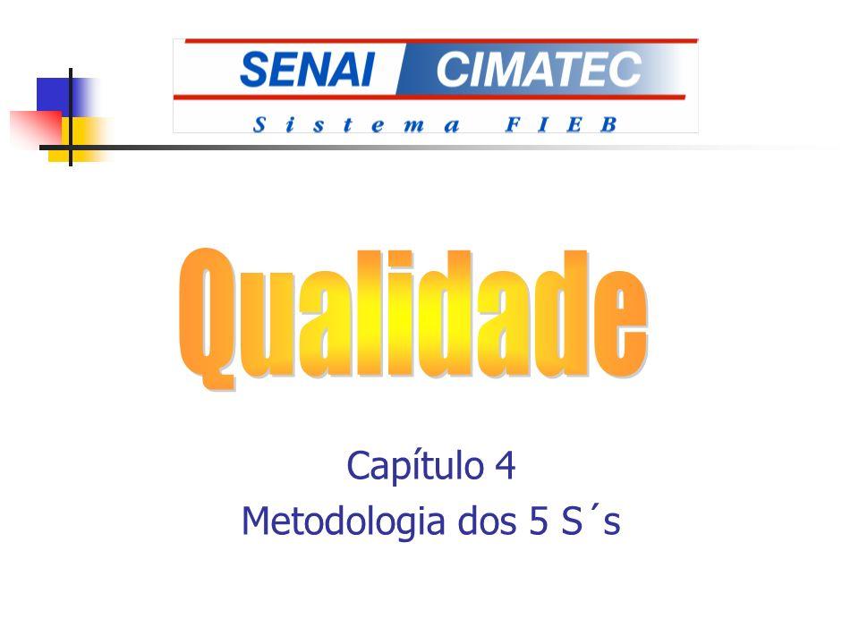 Capítulo 4 Metodologia dos 5 S´s