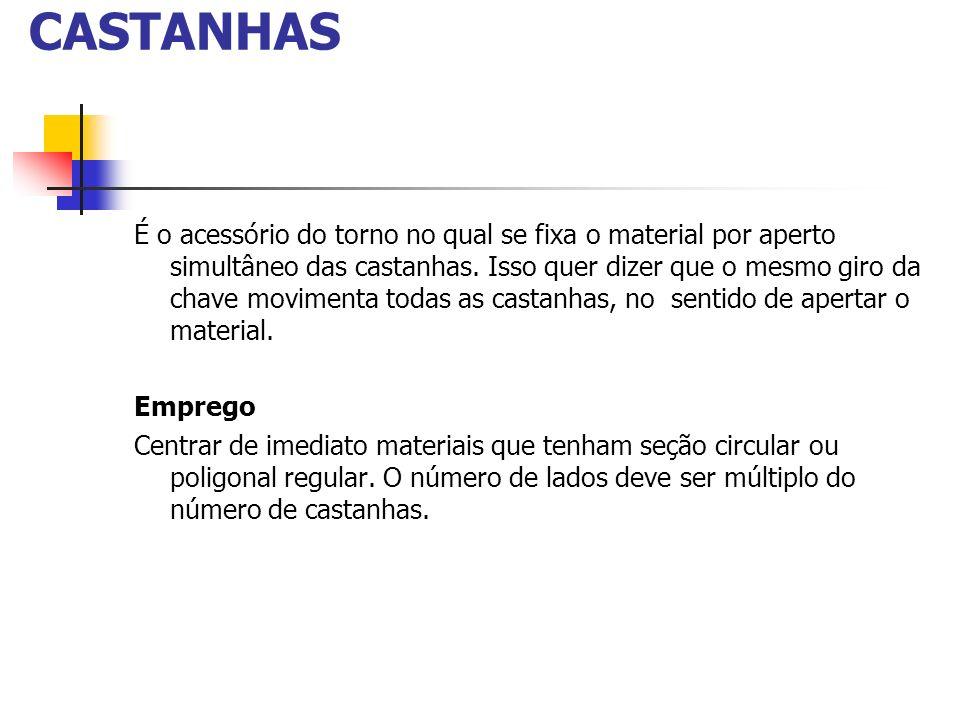 PLACA UNIVERSAL DE 3 CASTANHAS