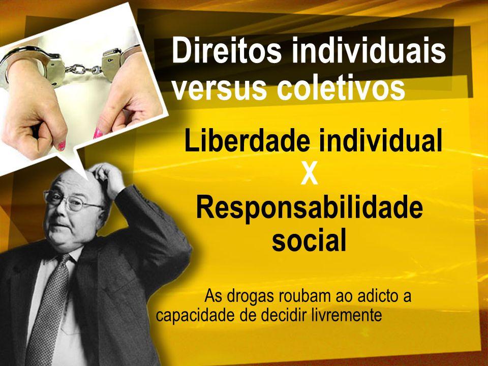 Direitos individuais versus coletivos