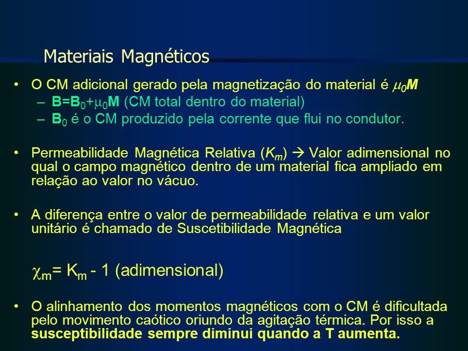 cm= Km - 1 (adimensional)