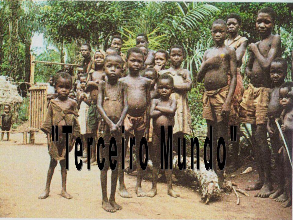 Escravidão Segregação Racial Terceiro Mundo