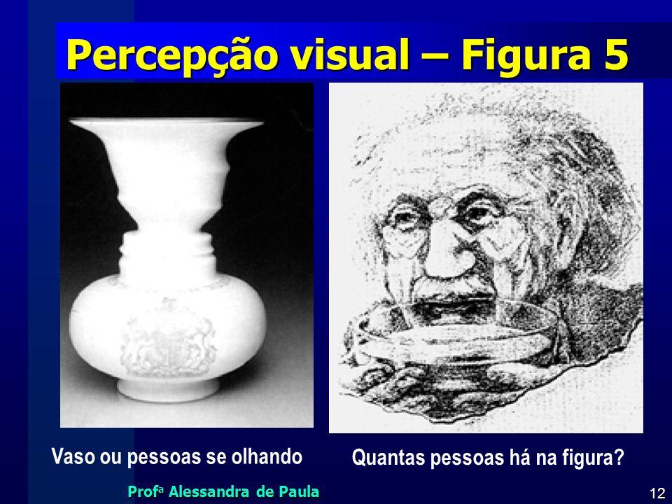 Percepção visual – Figura 5