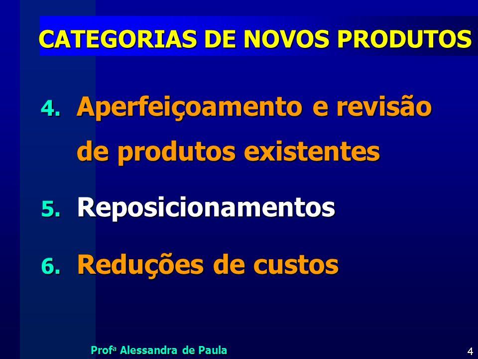 CATEGORIAS DE NOVOS PRODUTOS