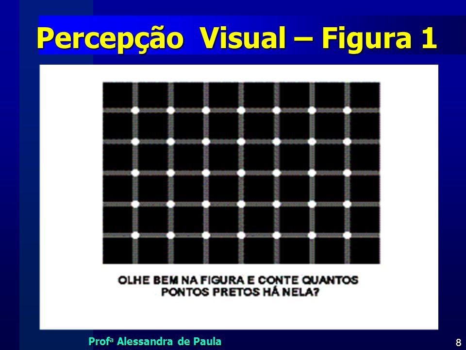 Percepção Visual – Figura 1