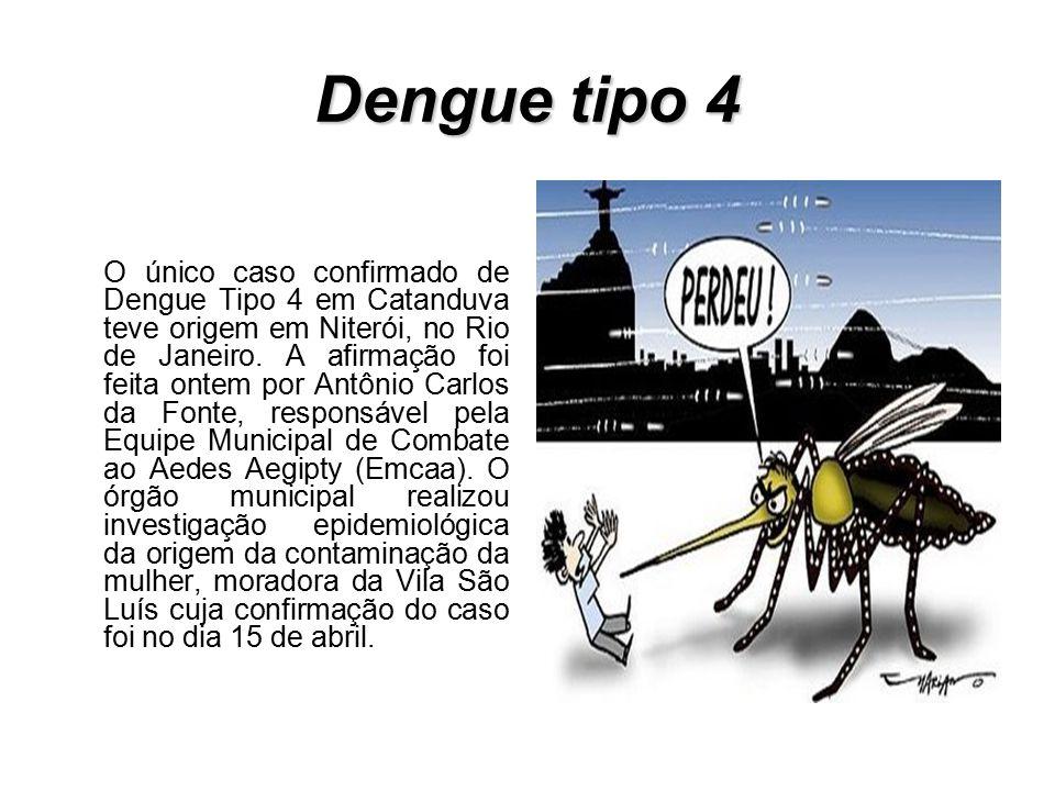 Dengue tipo 4