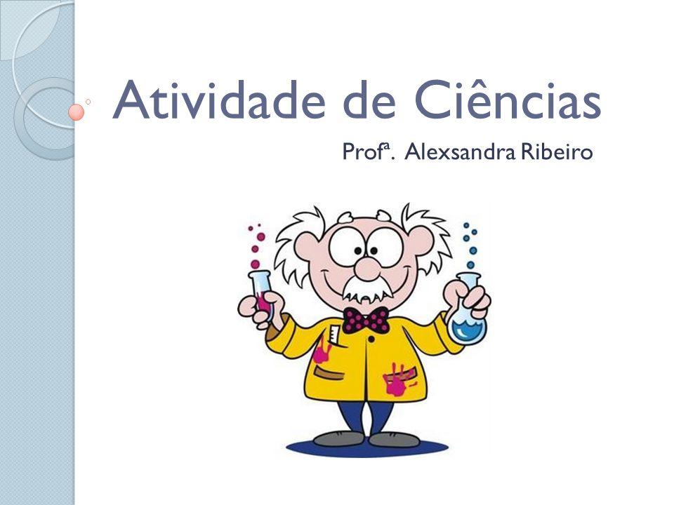 Profª. Alexsandra Ribeiro