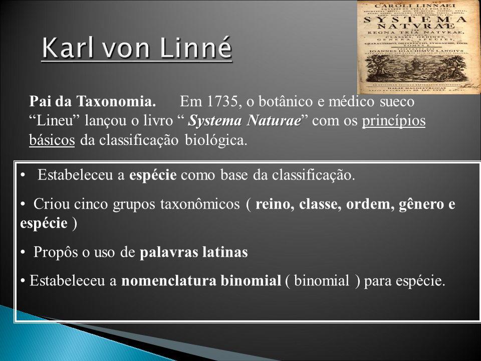 Karl von Linné