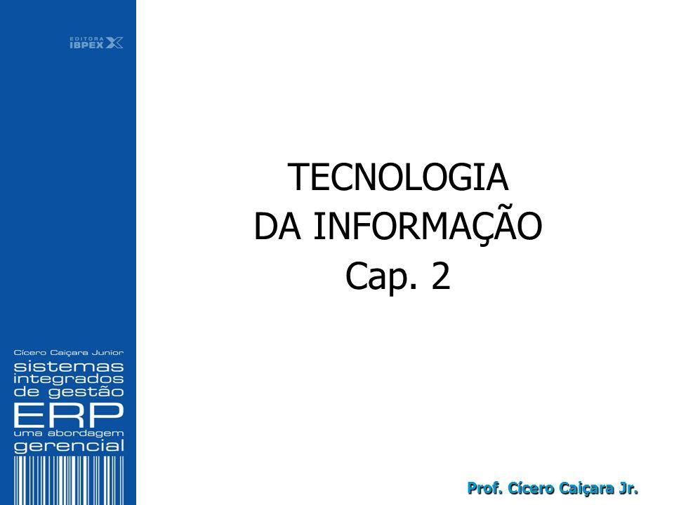 TECNOLOGIA DA INFORMAÇÃO Cap. 2