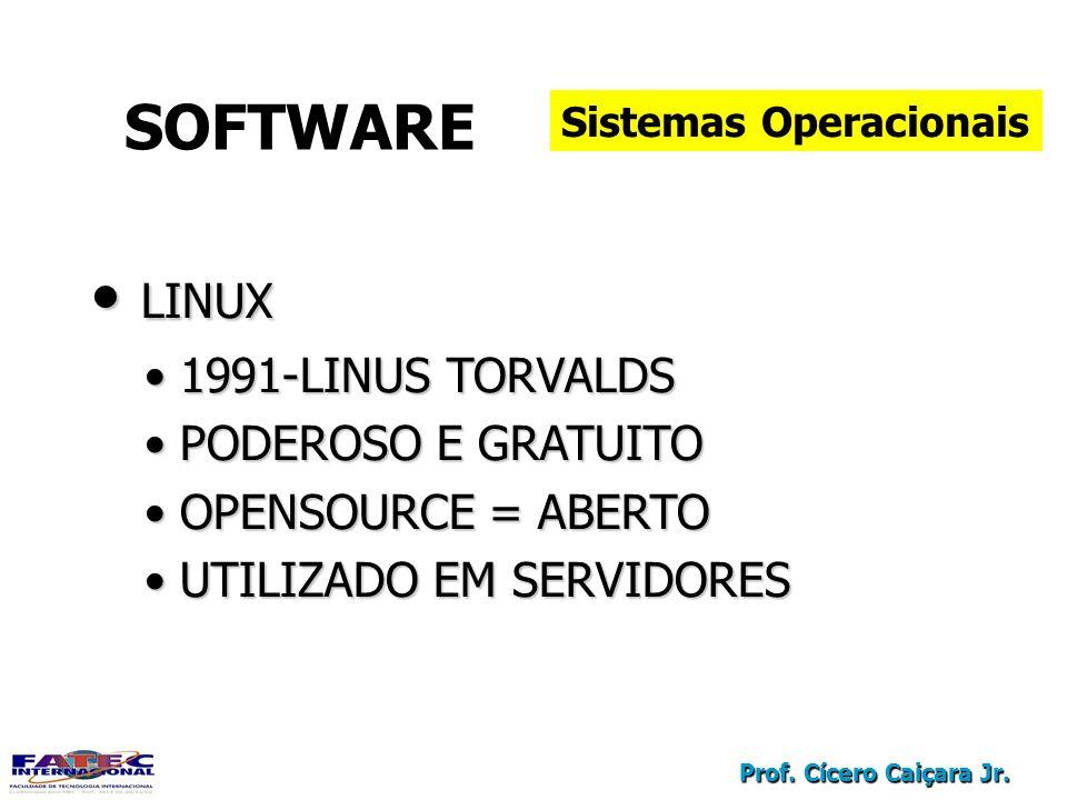 LINUX SOFTWARE 1991-LINUS TORVALDS PODEROSO E GRATUITO