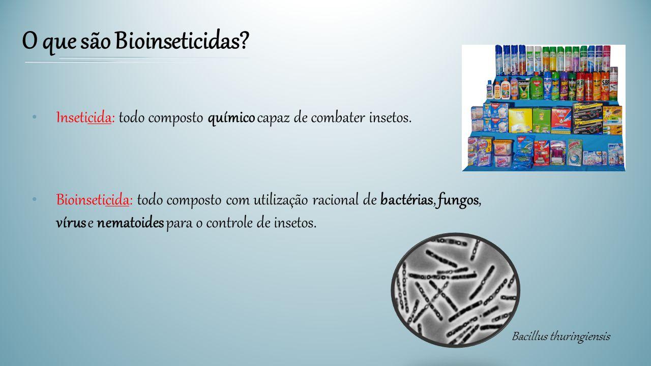 O que são Bioinseticidas