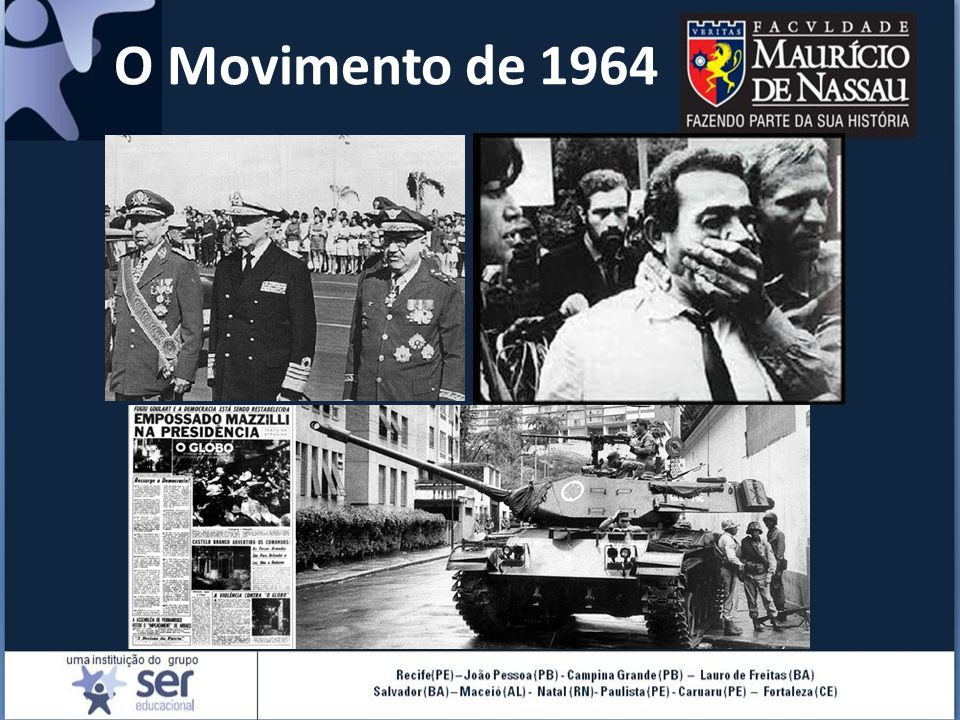 O Movimento de 1964