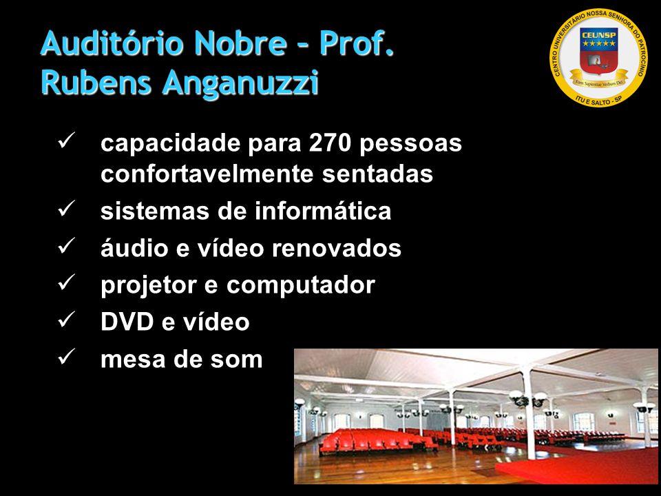 Auditório Nobre – Prof. Rubens Anganuzzi