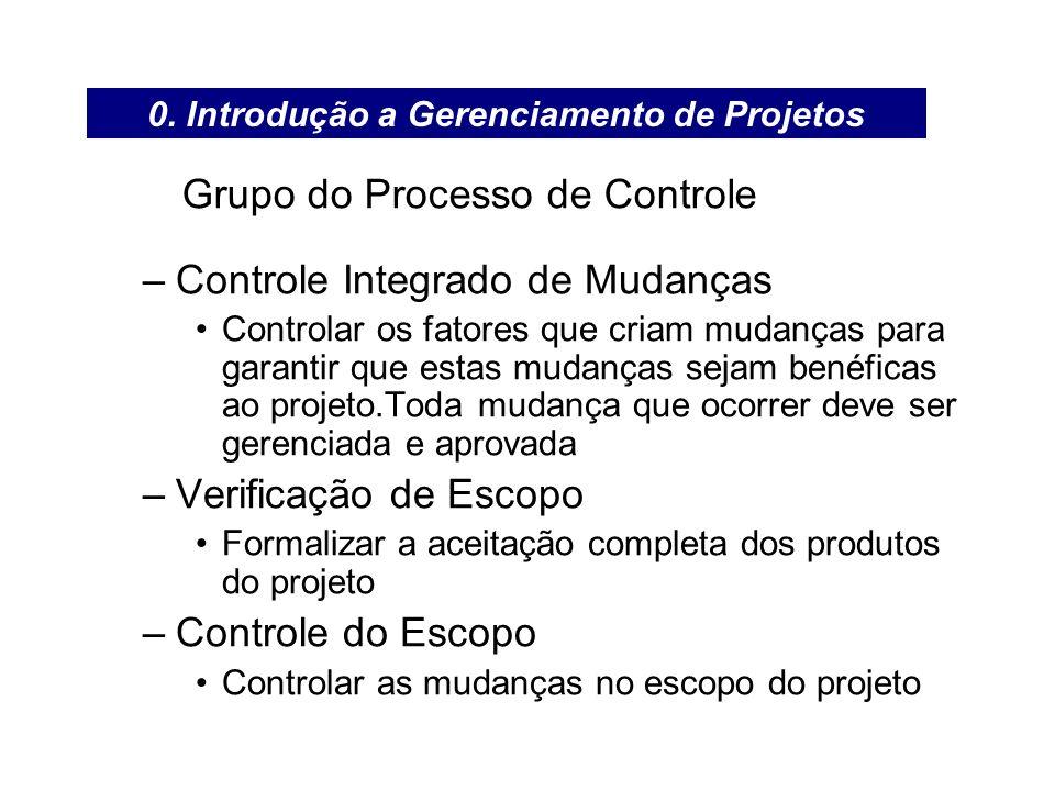 Grupo do Processo de Controle