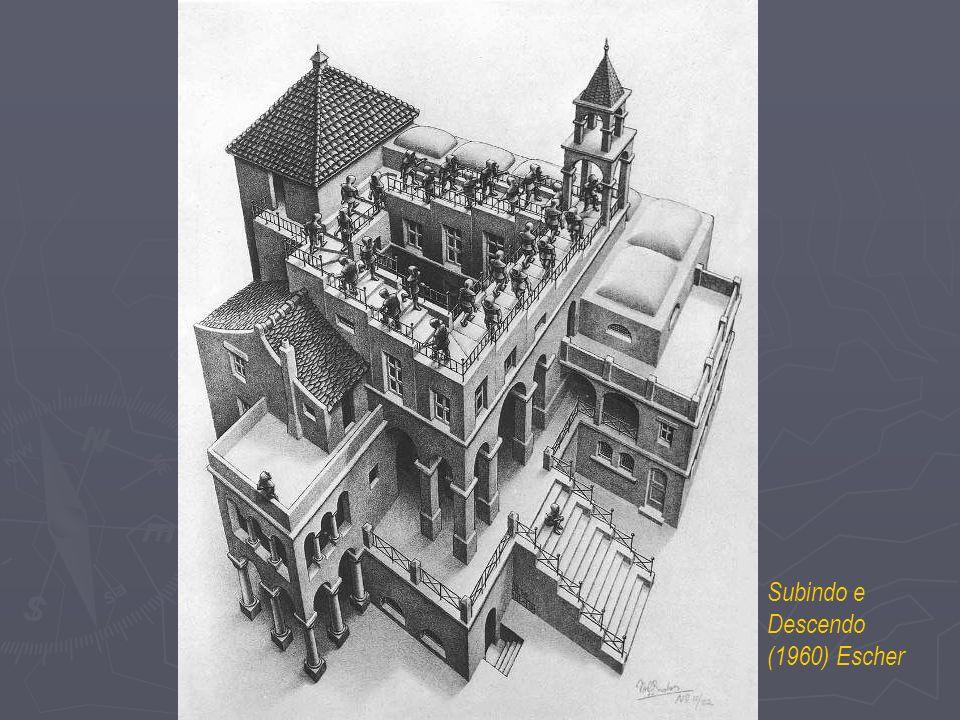 Subindo e Descendo (1960) Escher