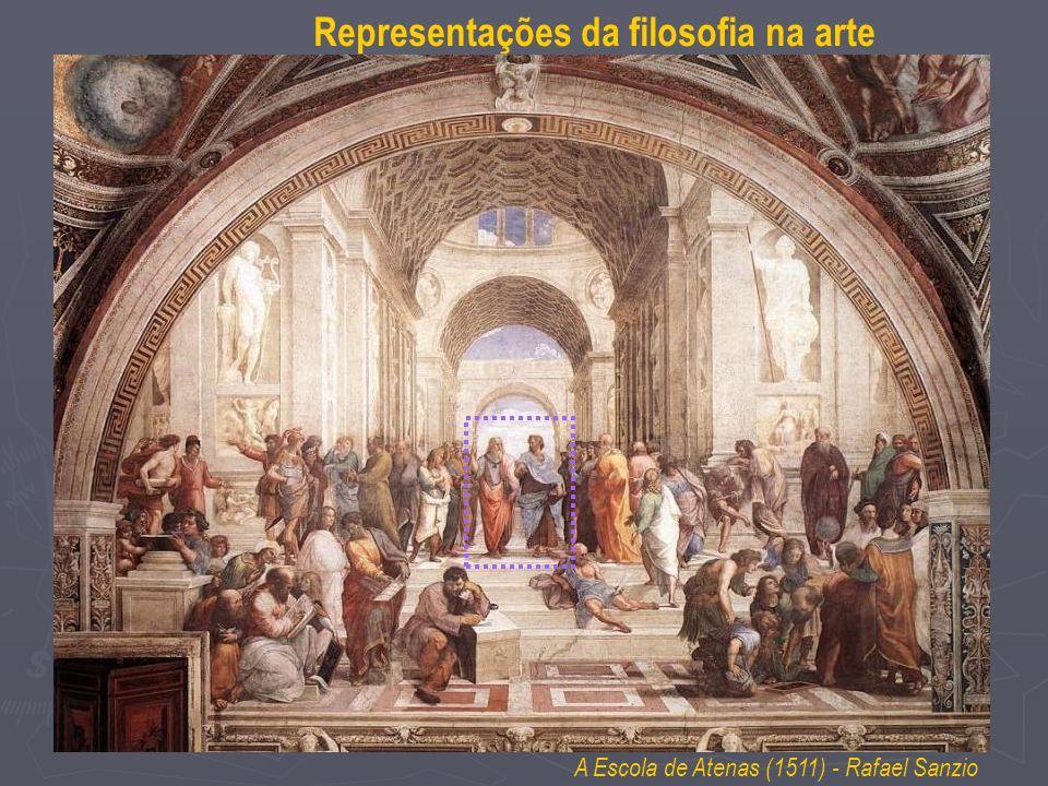 Representações da filosofia na arte