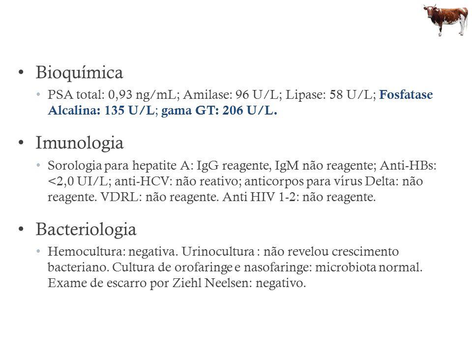Bioquímica Imunologia Bacteriologia