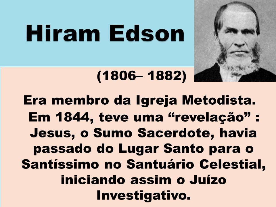 Hiram Edson