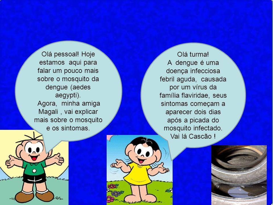 Olá pessoal! Hoje estamos aqui para falar um pouco mais sobre o mosquito da dengue (aedes aegypti).