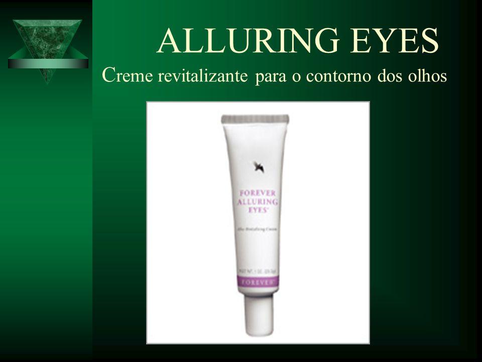 ALLURING EYES Creme revitalizante para o contorno dos olhos