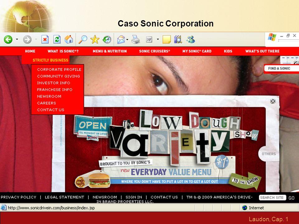 Caso Sonic Corporation