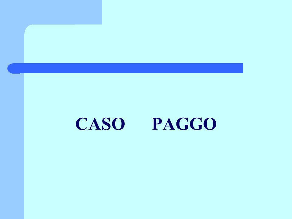 CASO PAGGO