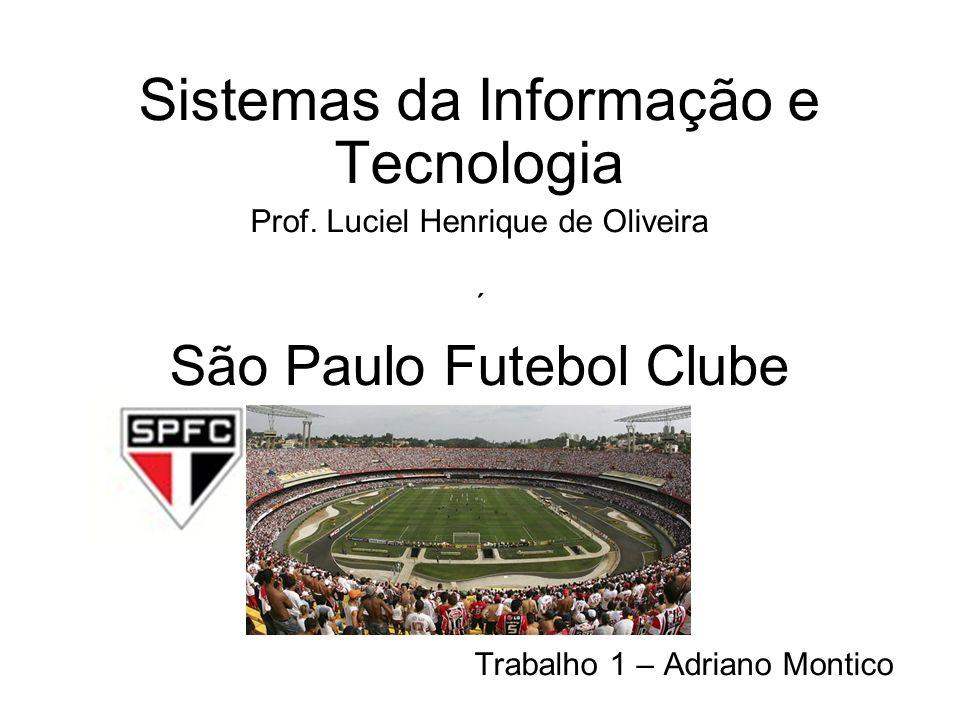 Sistemas da Informação e Tecnologia