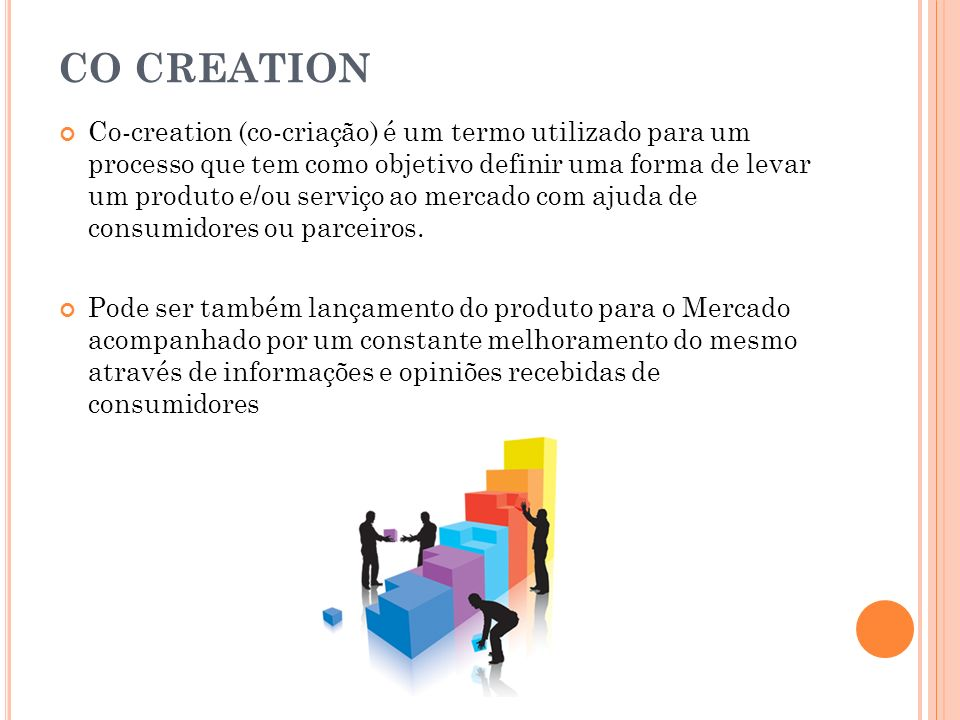 CO CREATION