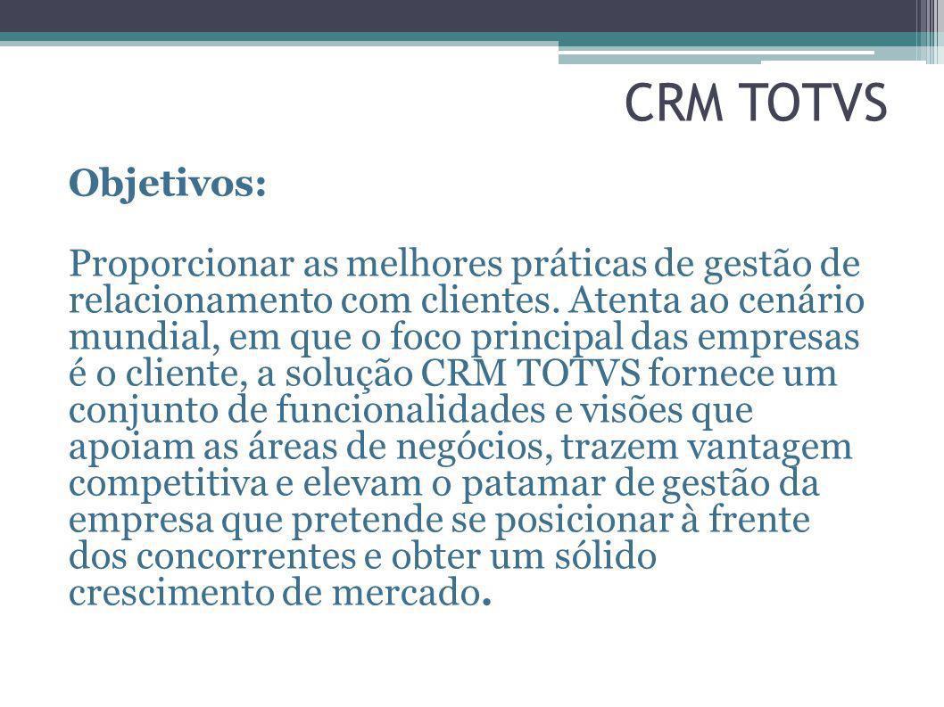 CRM TOTVS