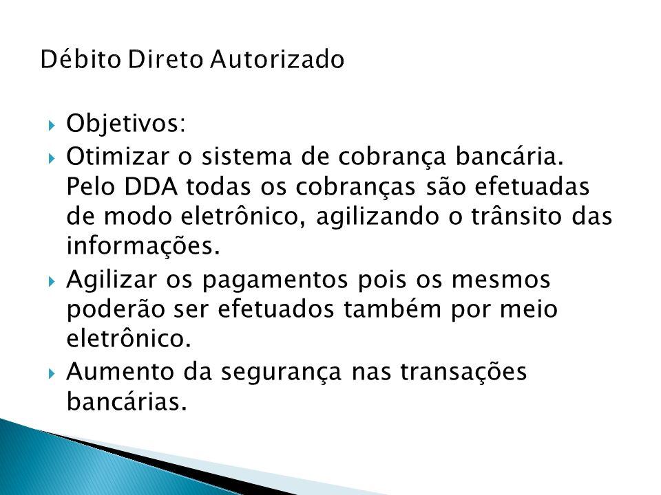 Débito Direto Autorizado