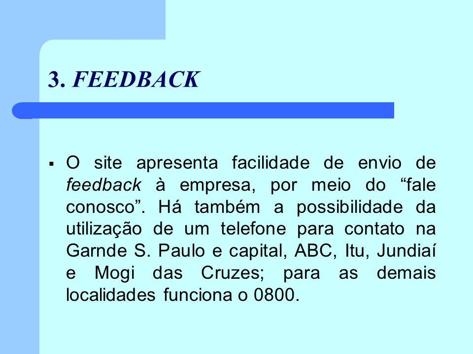3. FEEDBACK