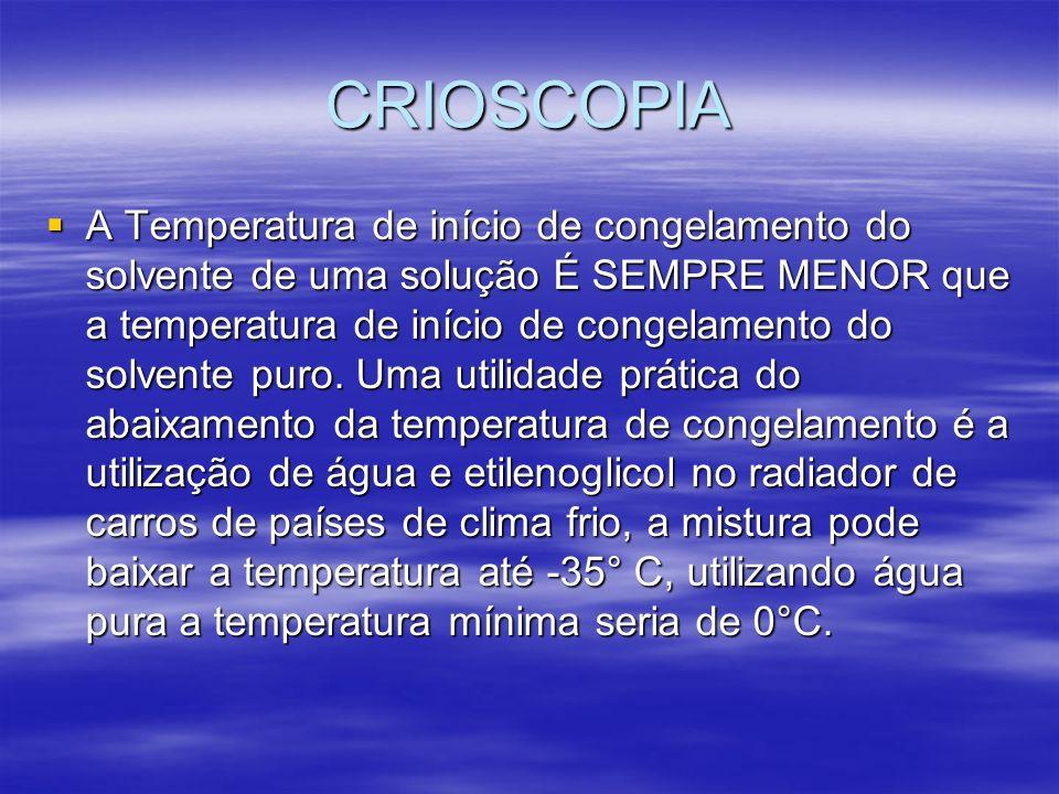 CRIOSCOPIA