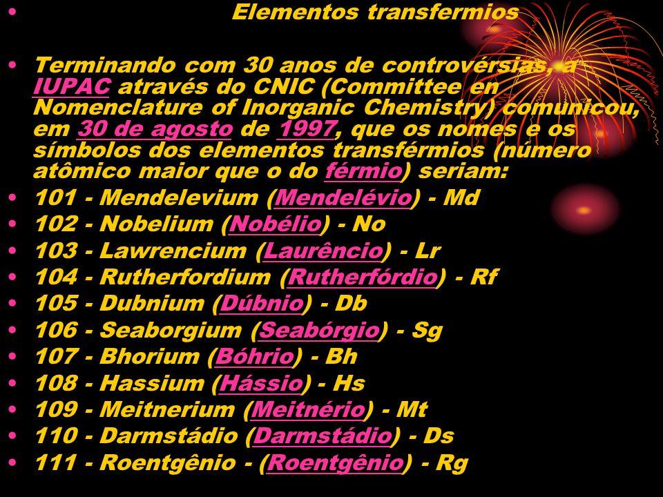 Elementos transfermios