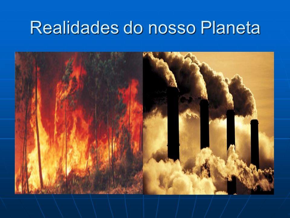 Realidades do nosso Planeta