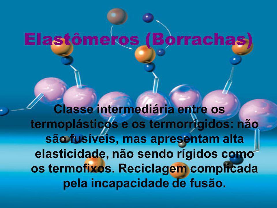 Elastômeros (Borrachas)
