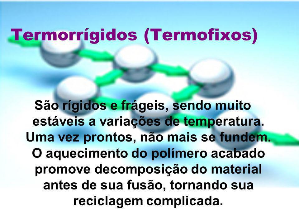 Termorrígidos (Termofixos)