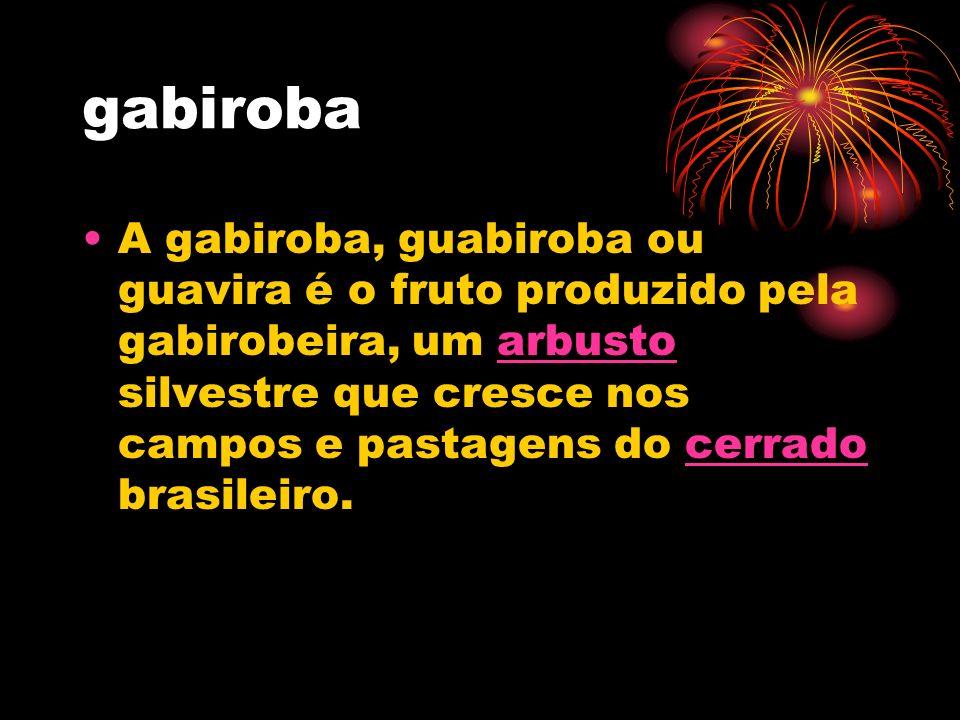 gabiroba