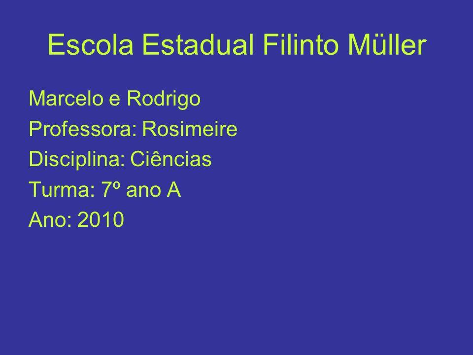 Escola Estadual Filinto Müller