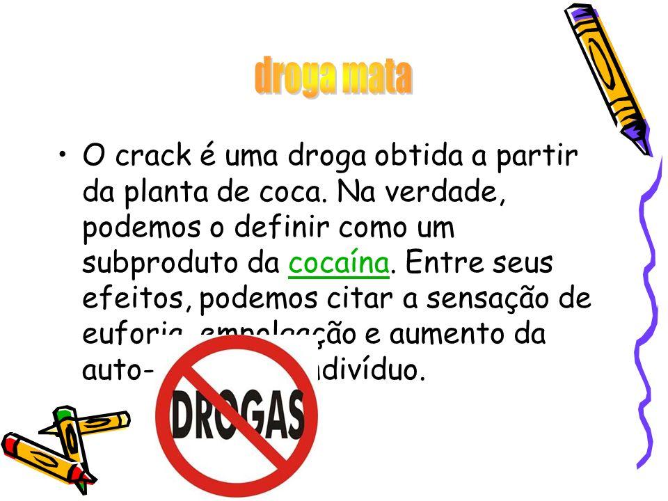 droga mata