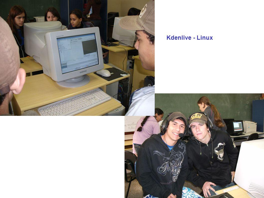 Kdenlive - Linux